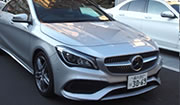 Mercedes-Benz The CLA